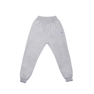 Symbol embroidery jogger pants(MG)